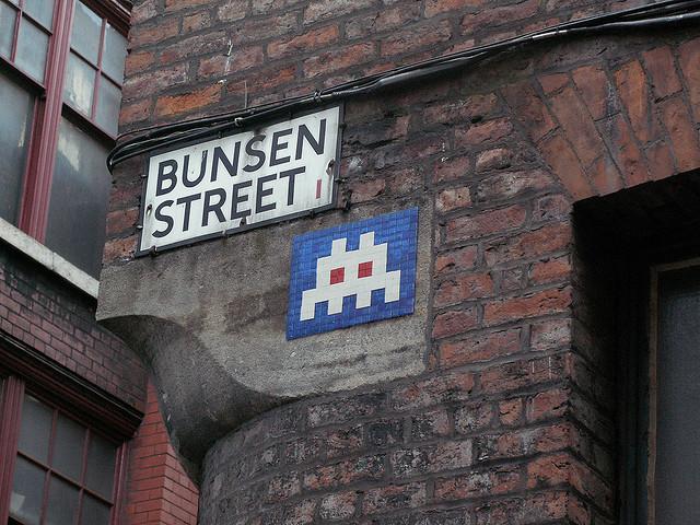 bunsen street