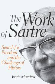 The Work of Sartre Cover