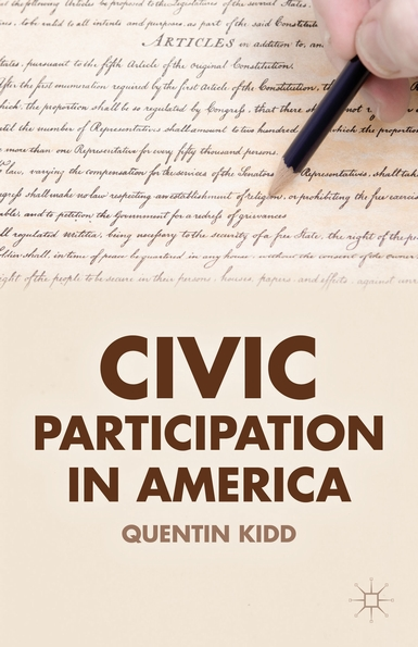 Kidd Civic Participation in America