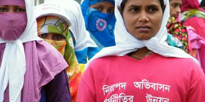 bangladesh activists