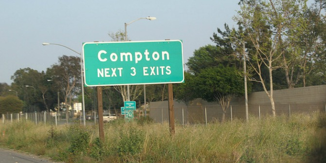 Book Review: Death of a Suburban Dream: race and schools in Compton, California by Emily E Straus