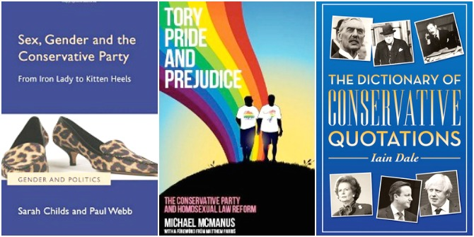 Reading List: 6 key books to read for the Conservative Party Conference 2014