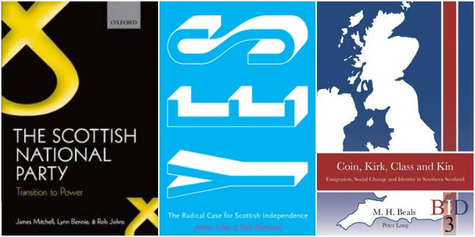 Reading List: 6 essential books on Scotland and the Scottish independence referendum