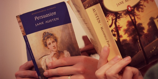 Book Review: The Digital Afterlives of Jane Austen: Janeites at the Keyboard by Kylie Mirmohamadi