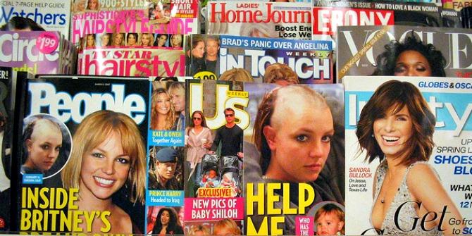 10 Top Celebrity Bloggers of 2015 - Mediakix