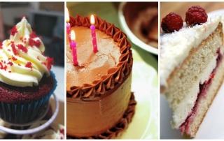 PicMonkey Collage cakes