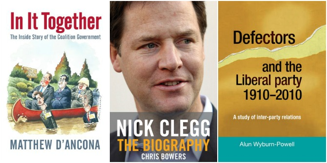 Reading List: 3 books to read for the Liberal Democrat Party Conference 2014
