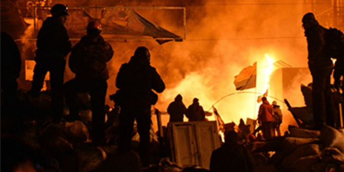 Book Review: Ukraine Crisis: What It Means For The West by Andrew Wilson