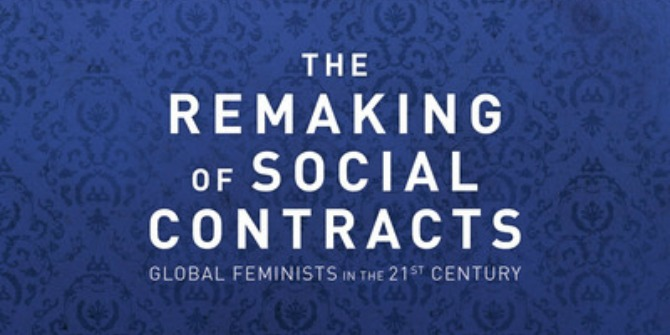 Book Review: The Remaking of Social Contracts: Feminists in a Fierce New World edited by Gita Sen and Marina Durano