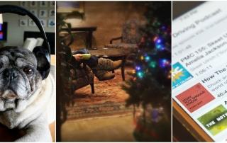 Christmas Podcast list