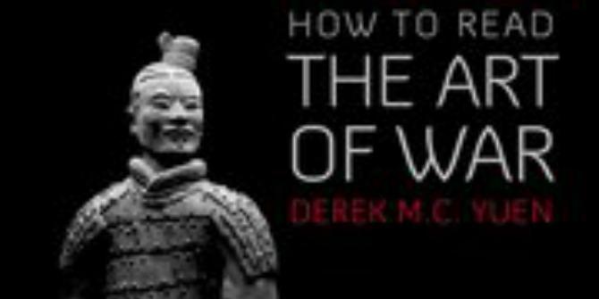 sun tzu art of war essay Sun tzu's 'art of war' mainly deals with the objective of winning battles with minimum effort, minimum conflict, minimum losses and maximum operational.