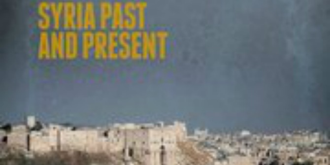 book review  among the ruins  syria past and present by