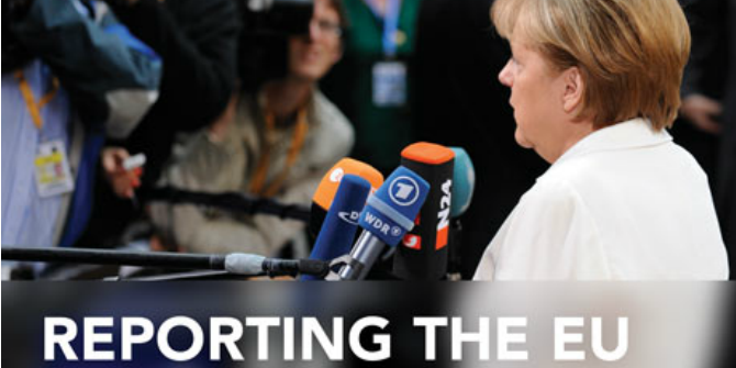 Book Review: Reporting the EU: News, Media and the European Institutions by John Lloyd and Cristina Marconi