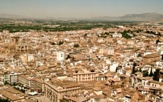 Granada city-overview