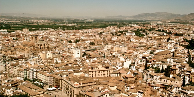Granada city-overview