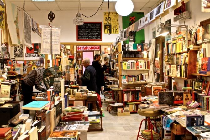 Libreria Bakakai- 1