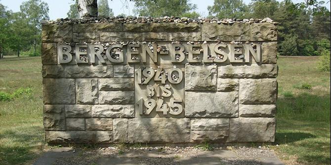 Book Review: Bergen-Belsen 1945: A Medical Student's Journal