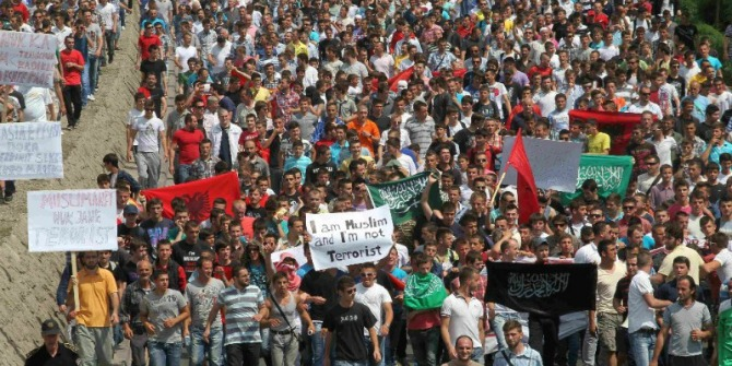 Image Credit: TheFAIR1 - Macedonia Protests, Wikipedia. CC-BY-SA 3.0.