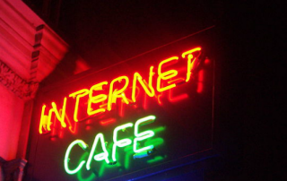 Image Credit: Neon Internet Cafe, Justinc. Wikipedia. CC-BY-SA 2.0.