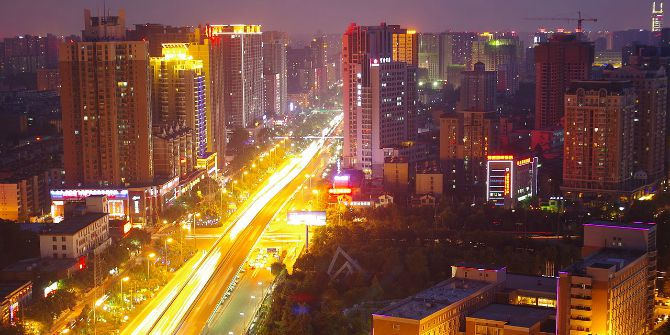 Xi'an, capital of Shaanxi province