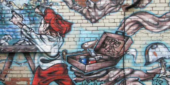 Book Review Ornament And Order Graffiti Street Art And The Parergon By Rafael Schacter Lse Review Of Books