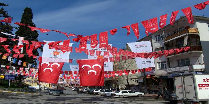 Turkey Identity Image