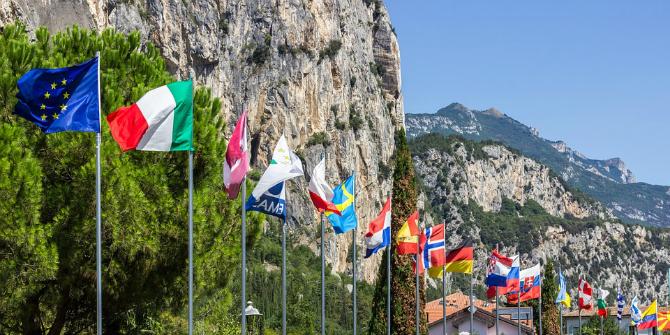 European integration image