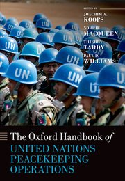 UN Peacekeeping image