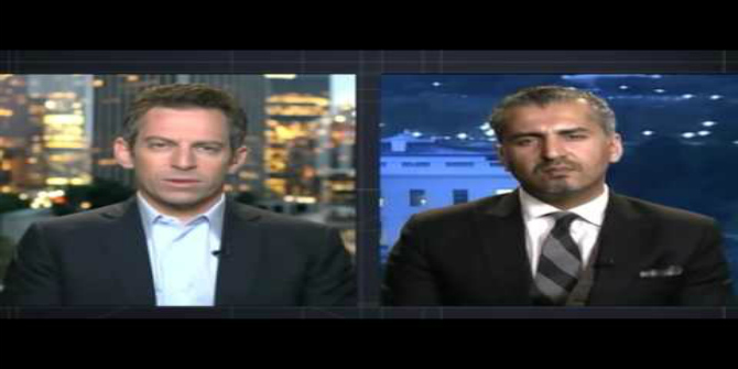 Sam Harris and Maajid Nawaz