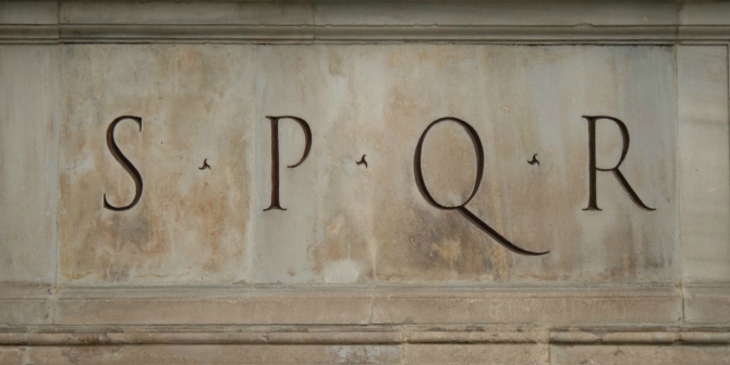 #IWD2016 Book Review: SPQR: A History of Ancient Rome by Mary Beard