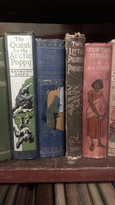 Bath bookshops