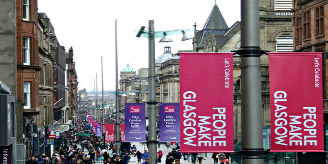 Glasgow image creative industries