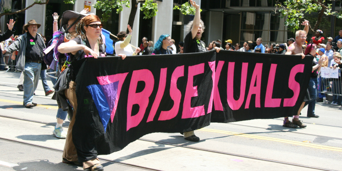 Book Review: Bisexuality: Identities, Politics and Theories by Surya Monro