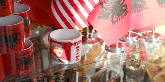 Enver Hoxha image