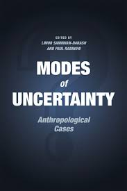 Modes of Uncertainty cover