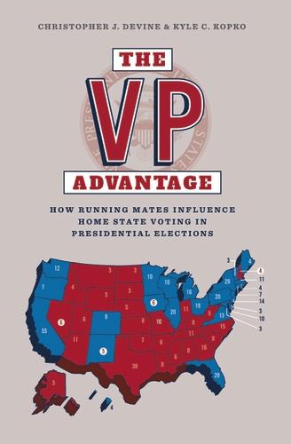 The Vp Advantage cover