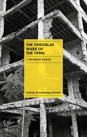 The Yugoslav Wars of the 1990s cover