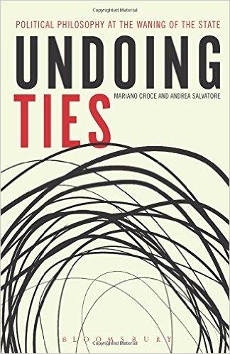 Undoing Ties Cover