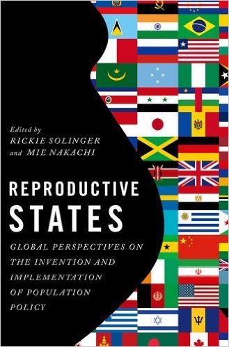 Reproductive States cover