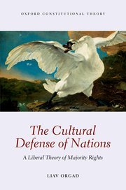 The Cultural Defense of Nations cover