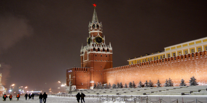 Book Review: Black Wind, White Snow: The Rise of Russia's New Nationalism by Charles Clover