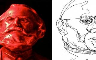 Foucault with Marx Image