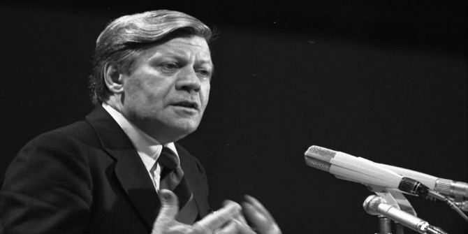 Book Review: The Global Chancellor: Helmut Schmidt and the Reshaping of the International Order by Kristina Spohr