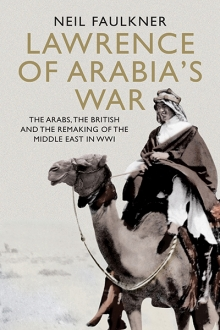 Lawrence of Arabia's War cover
