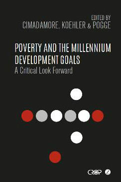 Poverty and the MDGs cover