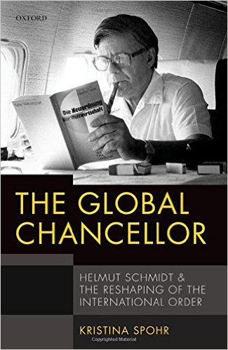 The Global Chancellor cover