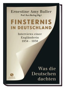Finsternis in Deutschland cover