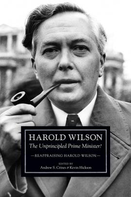 Harold Wilson cover