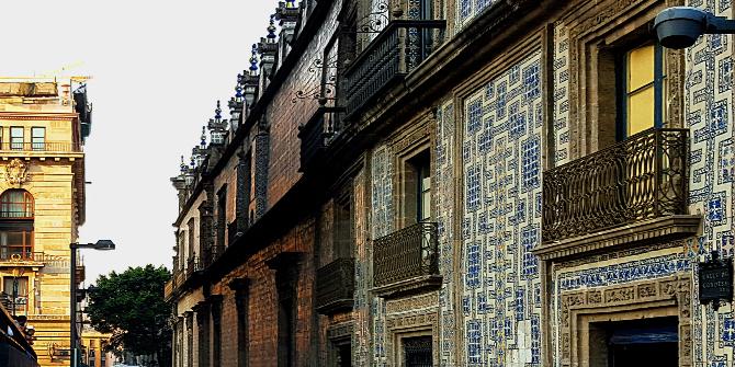 Mexico City Bookshop Image