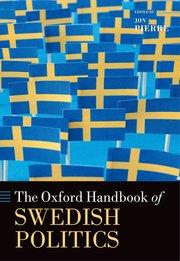 Oxford Handbook of Swedish Politics cover